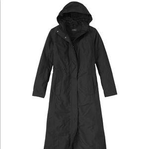 L.L.Bean H2OFF long coat size 3X